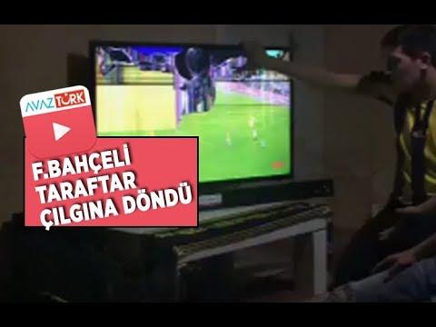 Fenerbahçeli taraftar çılgına döndü