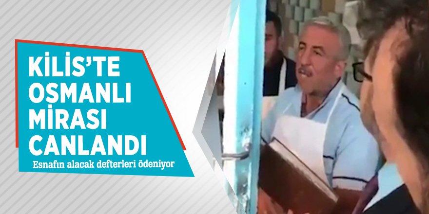 Kilis'te Osmanlı mirası canlandı