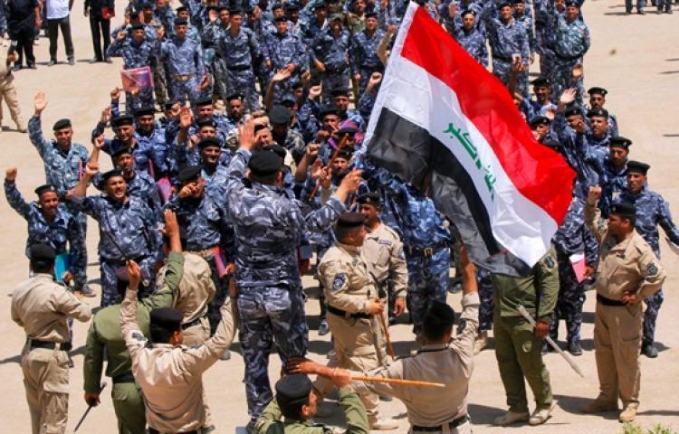 Irak Savunma Bakanlığı Sözcüsü, görevinden alındı