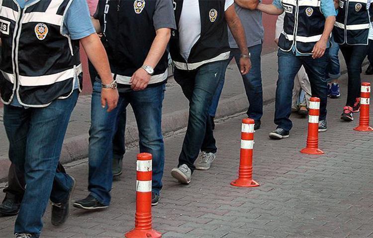 Teröristleri tedavi ettiren PKK'lılara operasyon