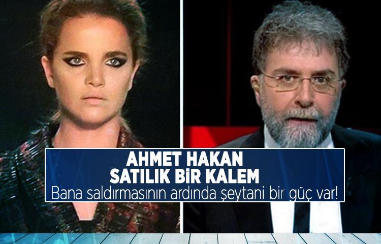Tuğçe Kazaz: 'Ahmet Hakan satılık bir kalem, bana saldırmasının ardında...'
