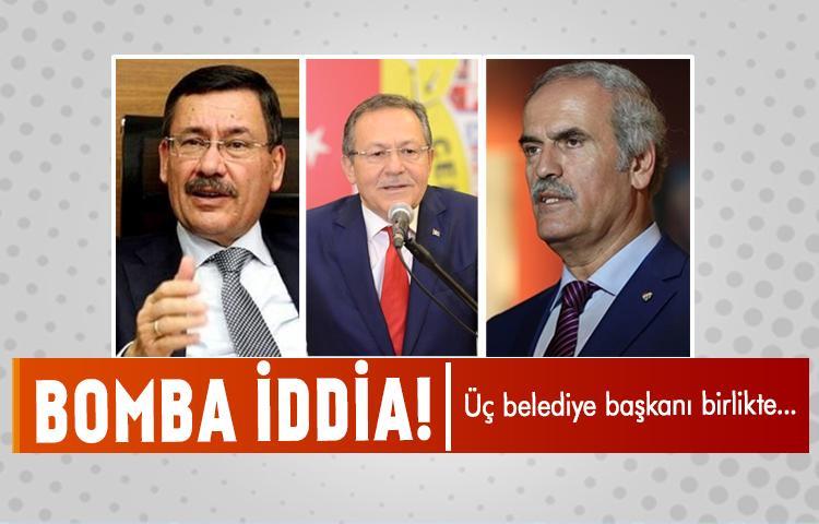 Selvi'den istifası istenen belediye başkanlarıyla ilgili bomba iddia!