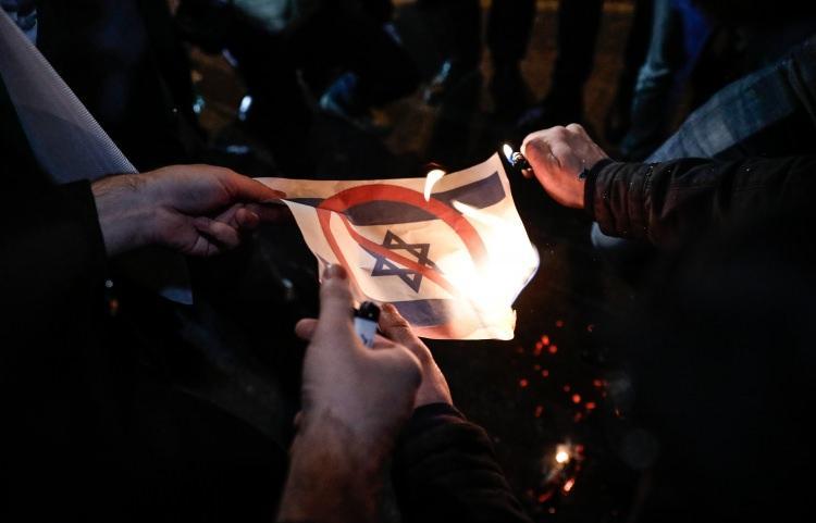 Türkiye Kudüs için sokaklara döküldü!-2