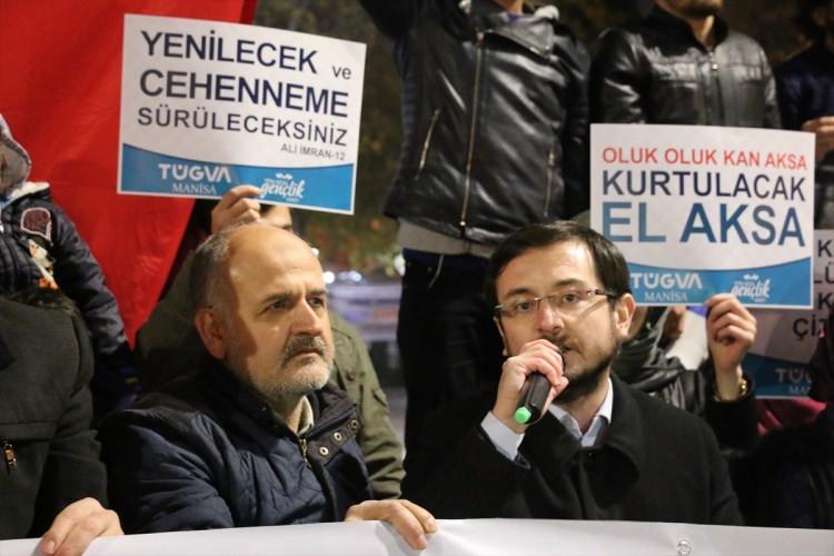 Türkiye Kudüs için sokaklara döküldü!-4