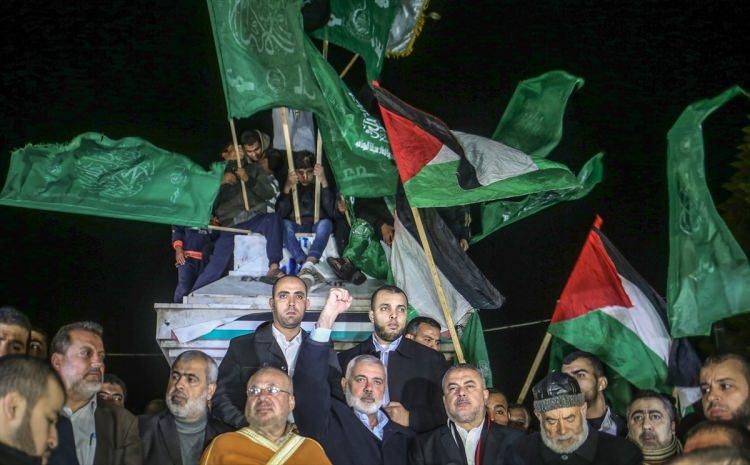 Türkiye Kudüs için sokaklara döküldü!-5