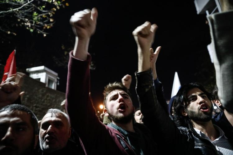 Türkiye Kudüs için sokaklara döküldü!-8