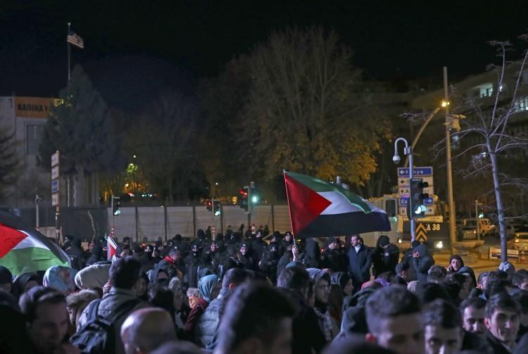 Türkiye Kudüs için sokaklara döküldü!-10