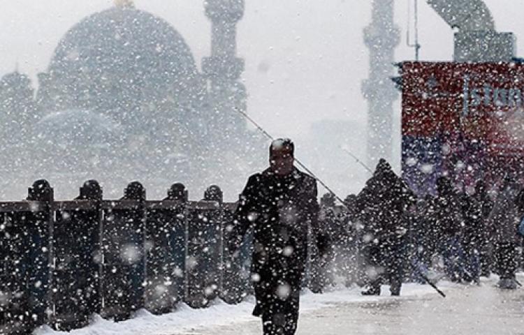 Meteoroloji açıkladı: Kar yağışı bekleniyor